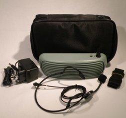 ChatterVox - m/ headsetmikrofon (svart)