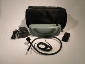 ChatterVox PRO - komplet med halsmikrofon