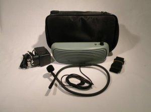ChatterVox PRO - m/ halsmikrofon