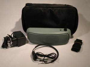 ChatterVox - m/ transdermal mikrofon