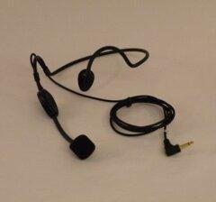 ChatterVox - headsetmikrofon (svart)