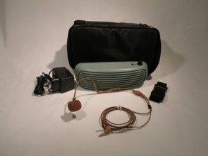 ChatterVox - m/headsetmikrofon (hudfärgad)